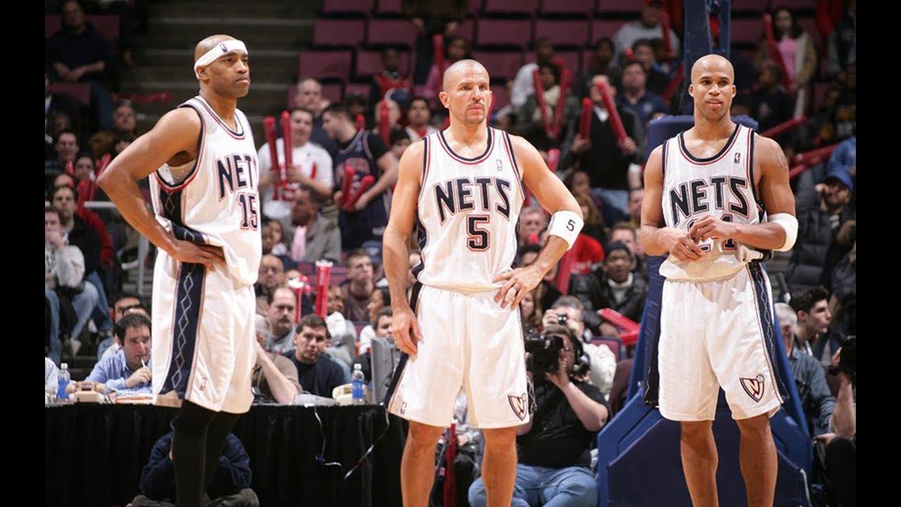 Le Big Three du Nets
