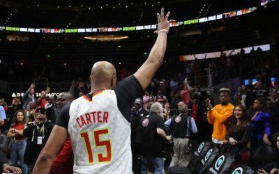 IT'S OVER !! VINCE CARTER a certainement disputé son dernier match NBA !